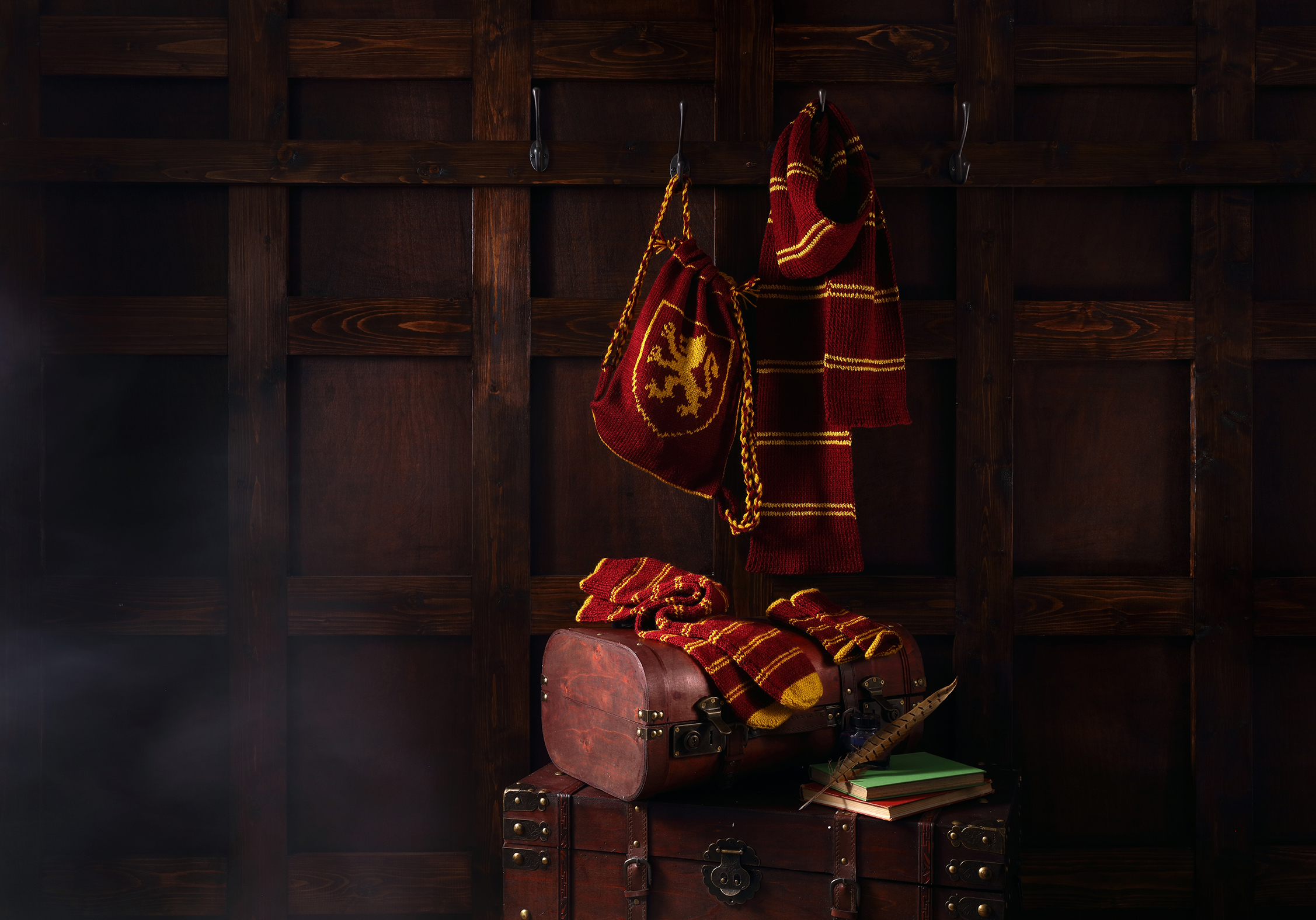 Eaglemoss Knitting Kit – Gryffindor