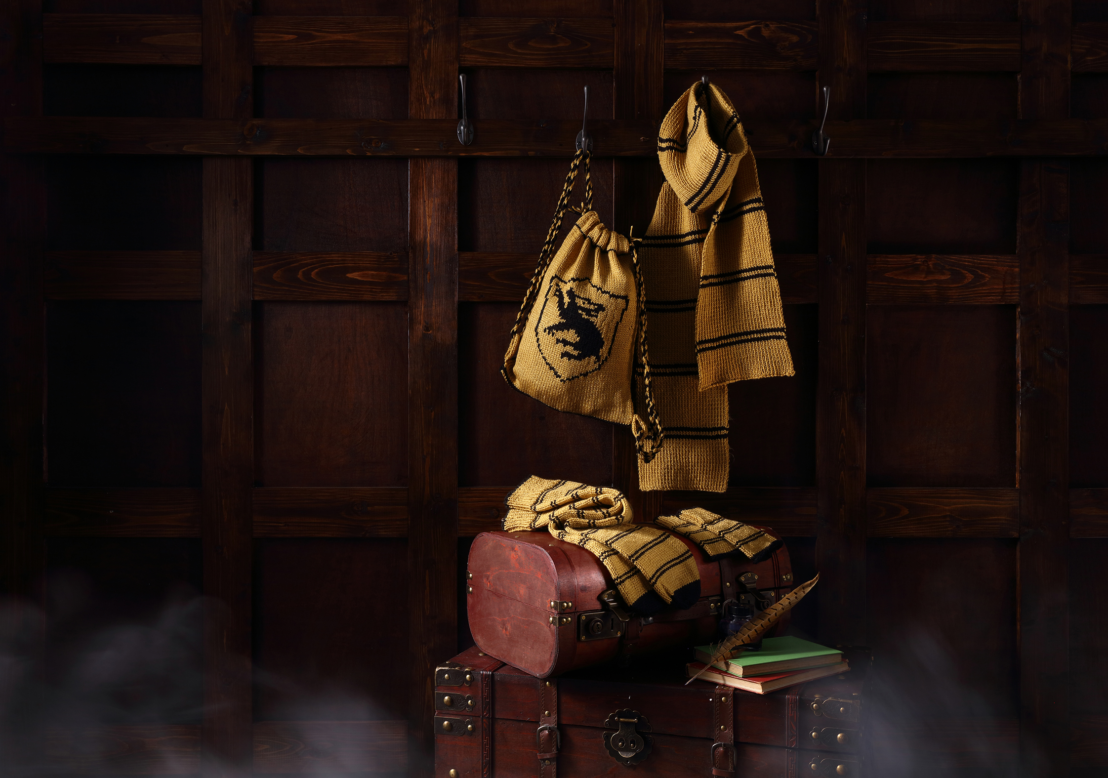 Eaglemoss Knitting Kit – Hufflepuff