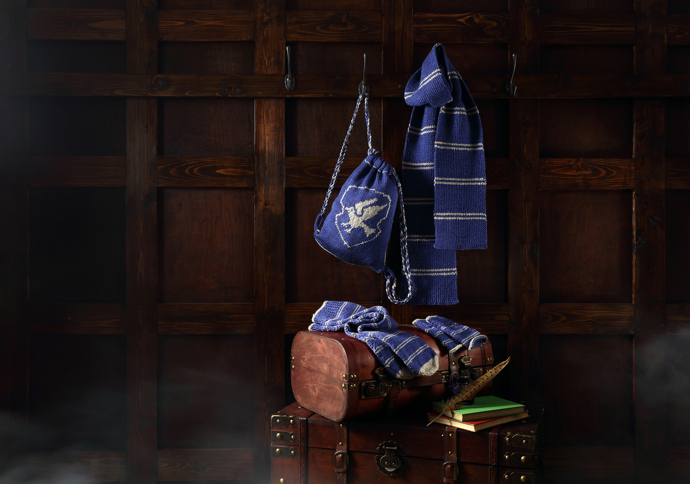 Eaglemoss Knitting Kit – Ravenclaw