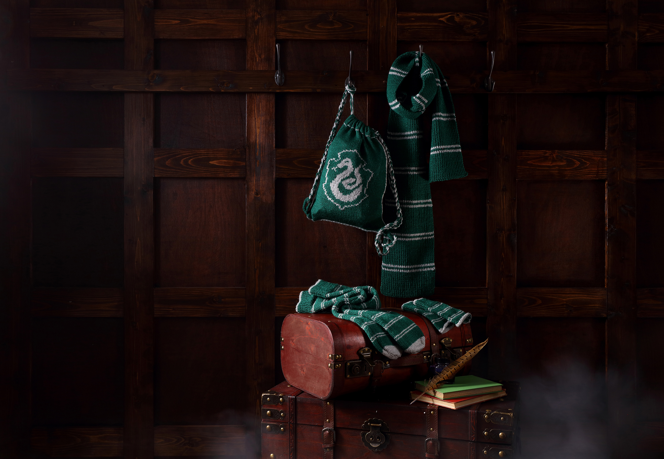 Eaglemoss Knitting Kit – Slytherin