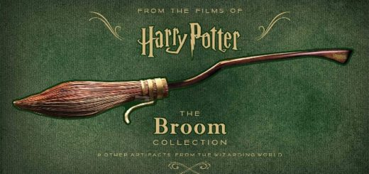 Harry Potter The Broom Collection Featured Image