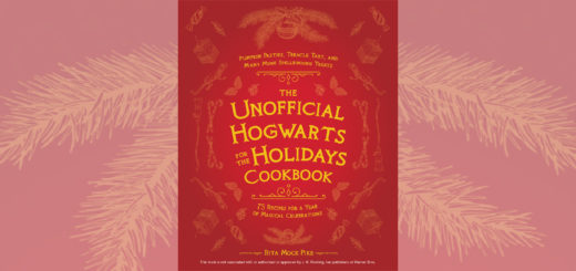 Hogwarts Holiday Cookbook