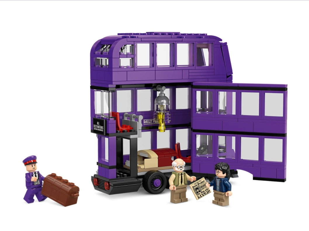 LEGO The Knight Bus