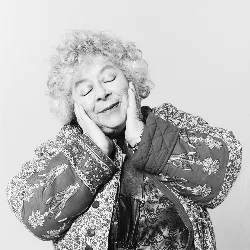 """Miriam Margolyes is pictured in an image from the """"Take a Moment"""" campaign."""