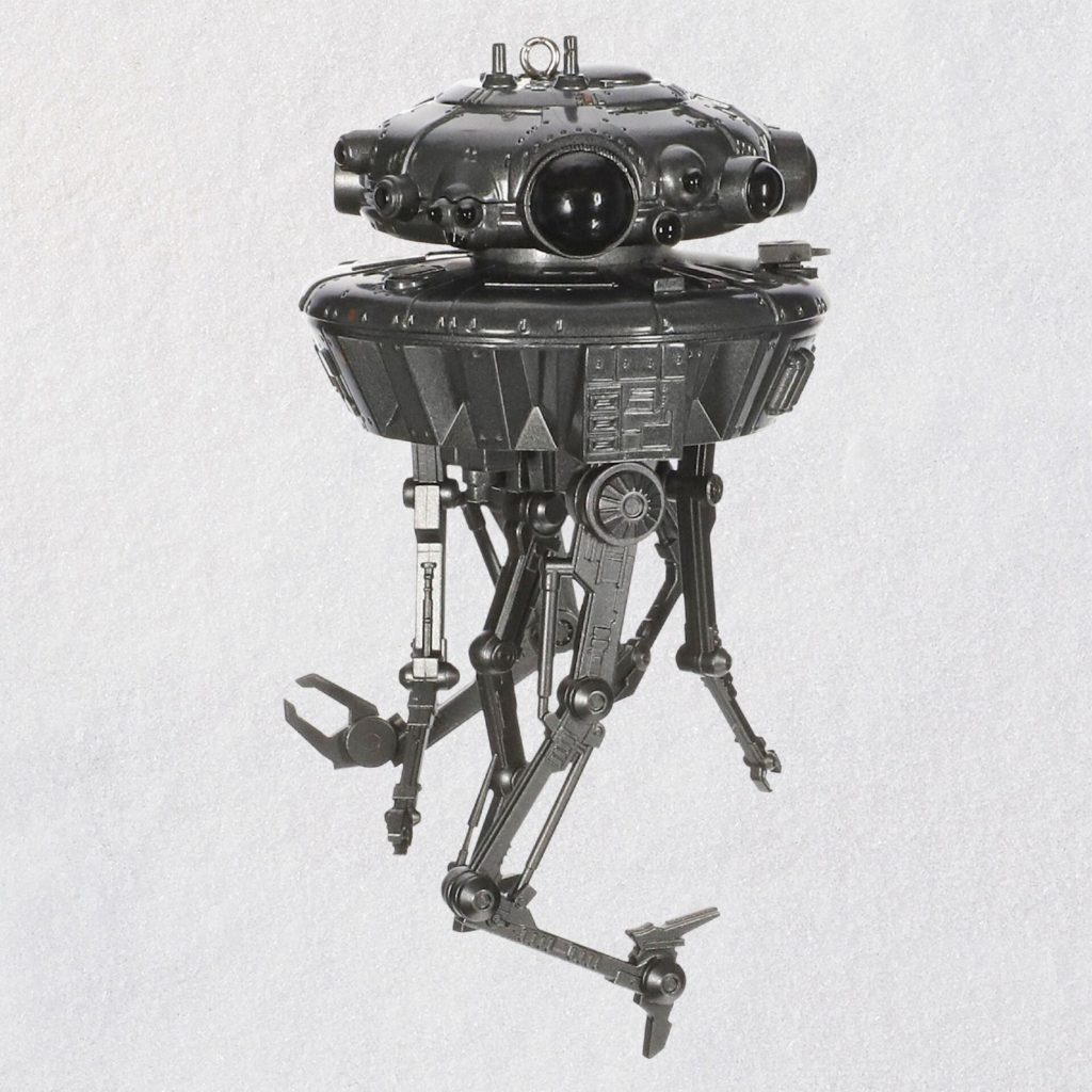 """Star Wars"" probe droid"