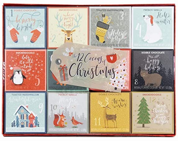 12 Cocoas of Christmas