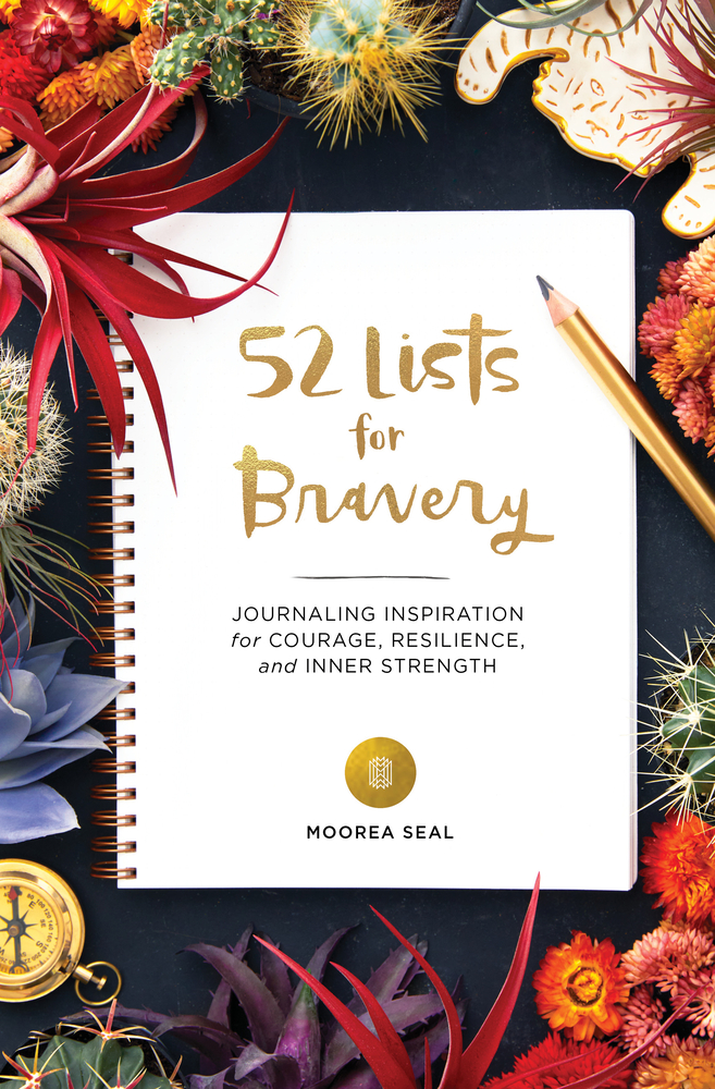 This bravery journal is a perfect gift for Gryffindors.