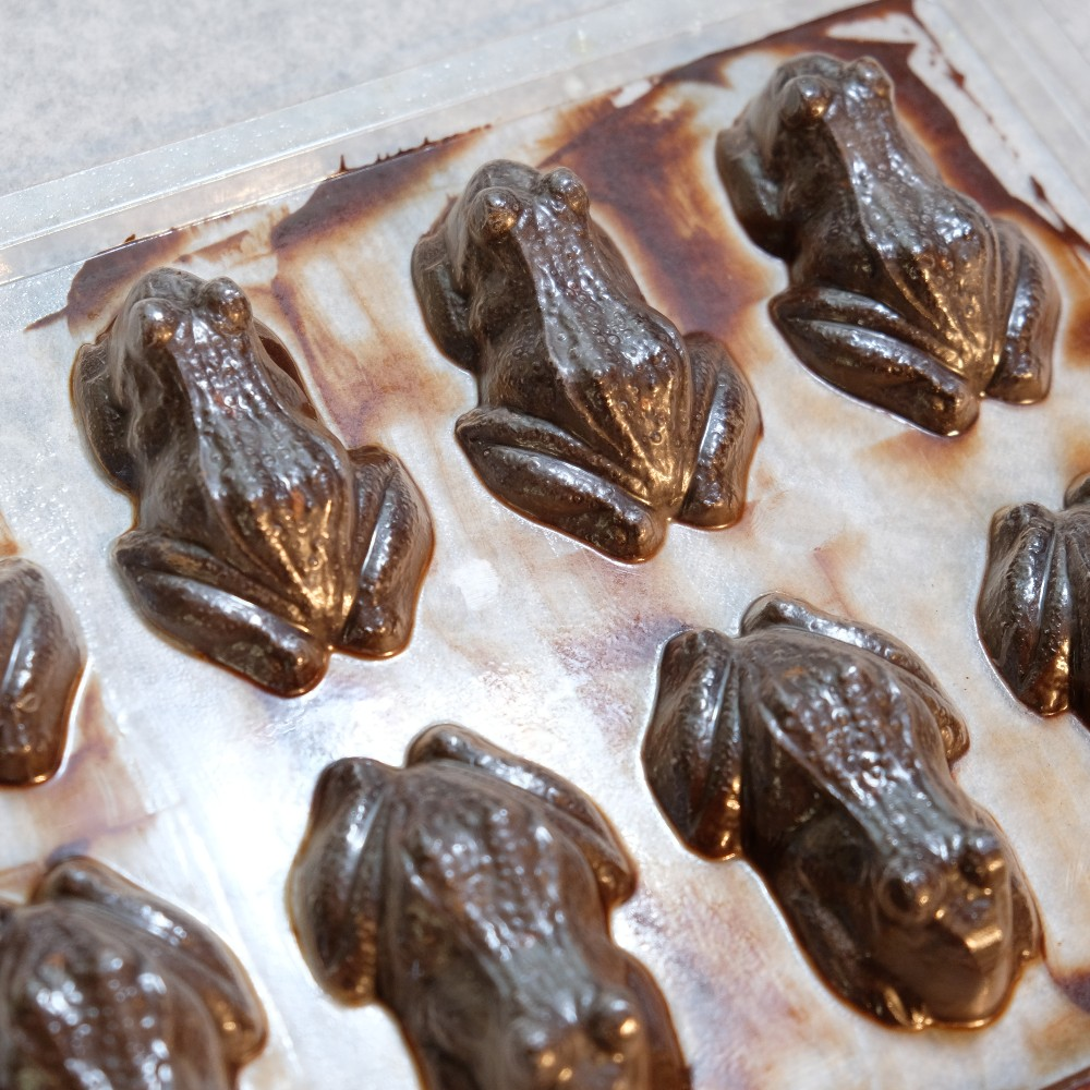 Chocolate Frogs mold