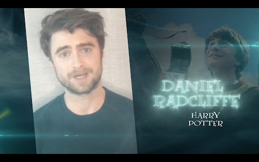 Daniel Radcliffe attended Tom Felton's Home Party.