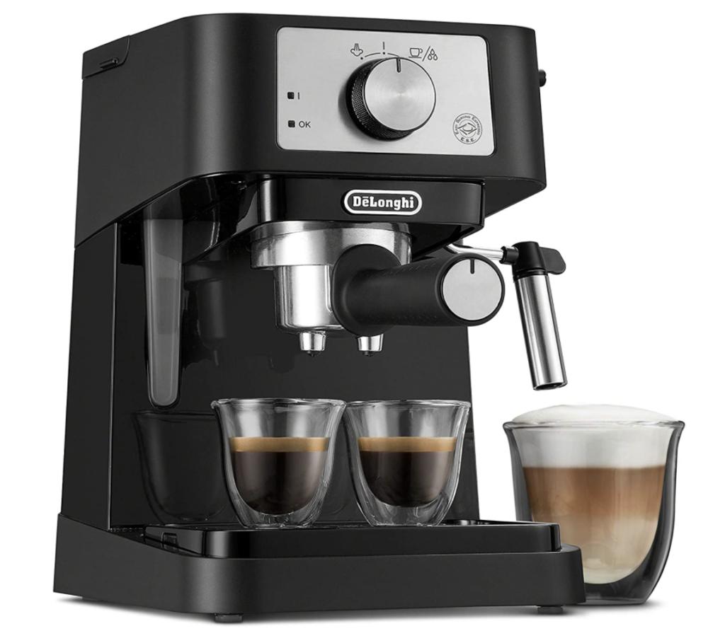 This is an espresso machine.