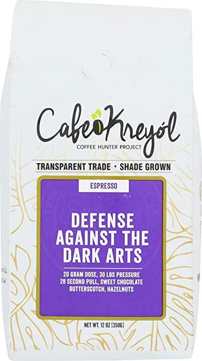 Defense Against the Dark Arts coffee