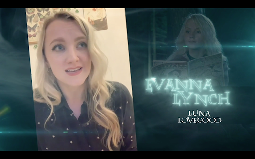 Evanna Lynch attended Tom Felton's Home Party.