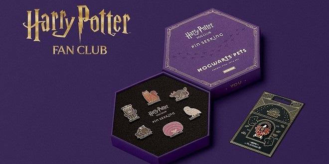 Harry Potter Fan Club Reveals Its Gold Membership Annual Renewal Gift |  MuggleNet