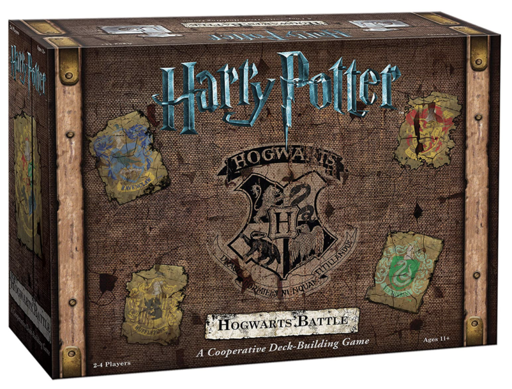 """This is a """"Harry Potter"""" Hogwarts battle game"""