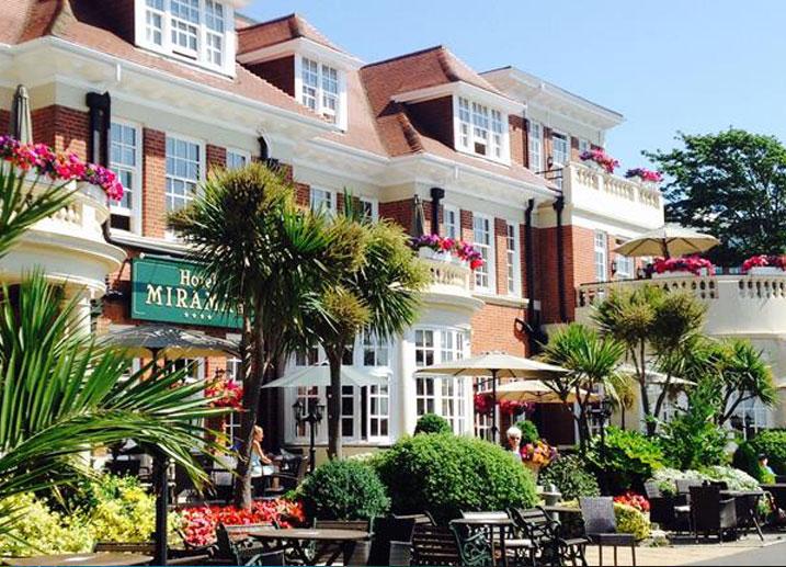 History Bites Hotel Miramar