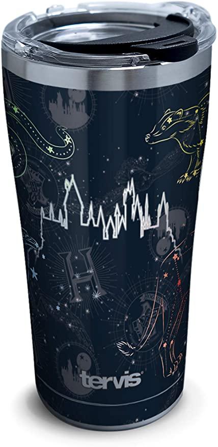 Hogwarts constellation tumbler