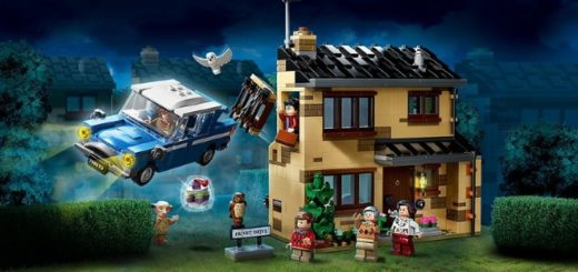 LEGO Ideas Reveal Head Back to Hogwarts Contest Winners