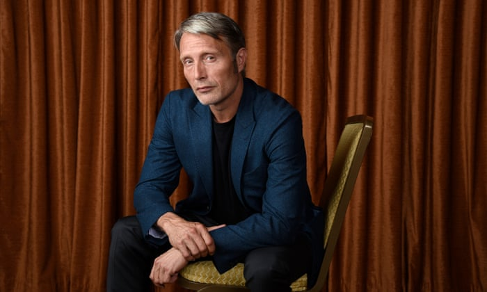 """Mads Mikkelsen, the actor who is set to play Gellert Grindelwald in the upcoming """"Fantastic Beasts"""" film."""
