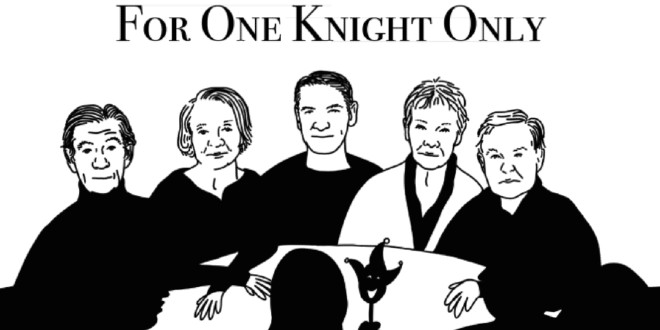 One Knight Only promo