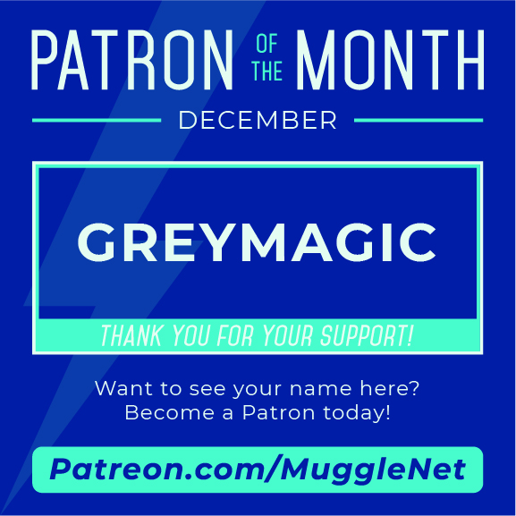 Patron of the Month, December, GreyMagic