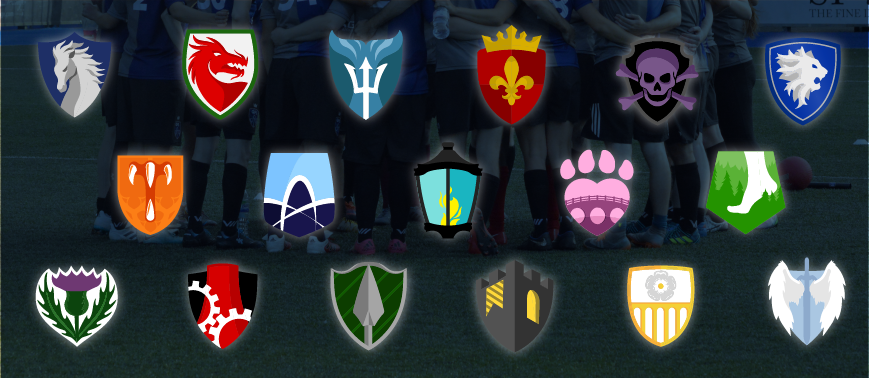 The logos of the 17 QPL teams are shown on a dark background.