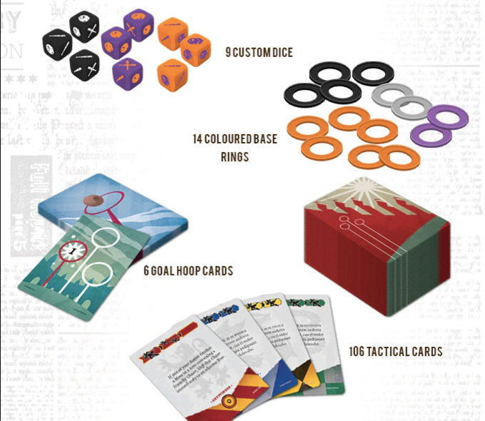 Harry Potter: Catch the Snitch board game