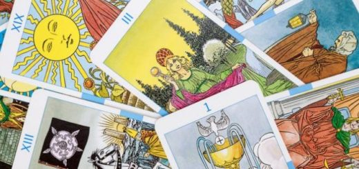 "Tarot cards are used in ""Troubled Blood"""