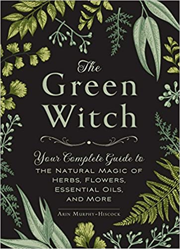 The Green Witch is a book about connecting with nature.