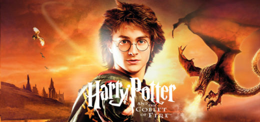 "The poster for the ""Harry Potter and the Goblet of Fire"" videogame is pictured."