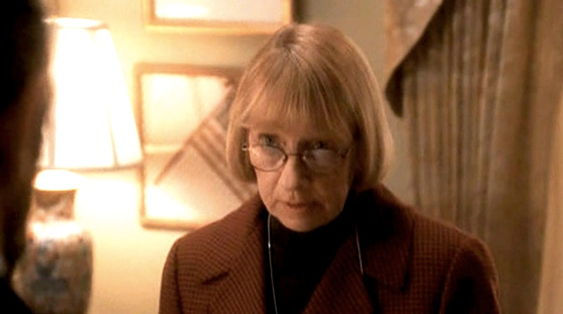 Mrs. Landingham from 'West Wing