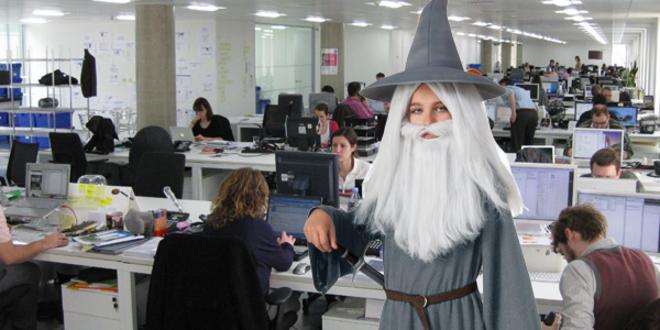 Wizard jobs
