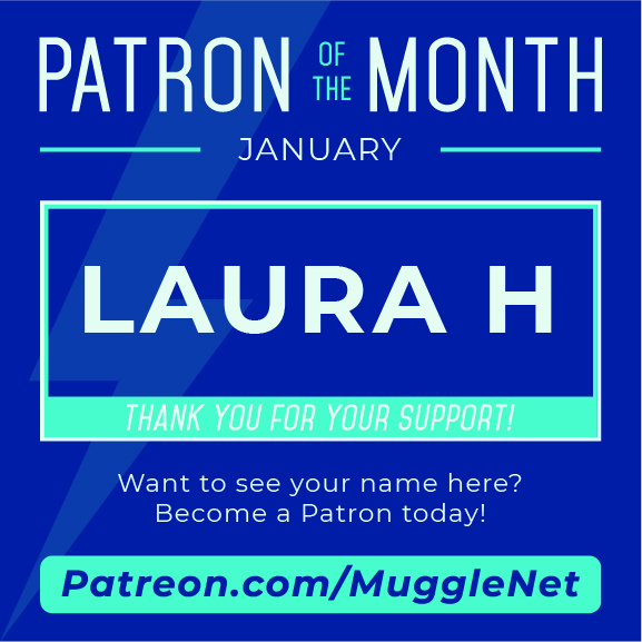 Patron of the Month, January, Laura H
