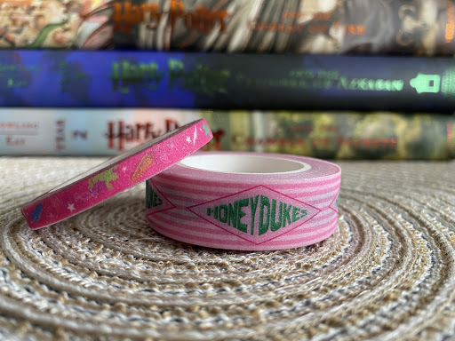 Con*Quest Washi Tape – Honeydukes