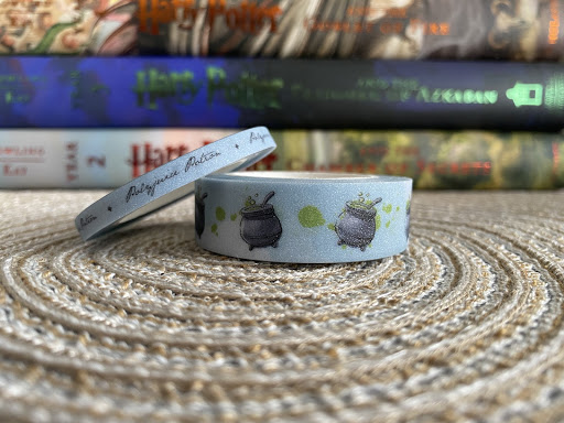 Con*Quest Washi Tape – Polyjuice Potion