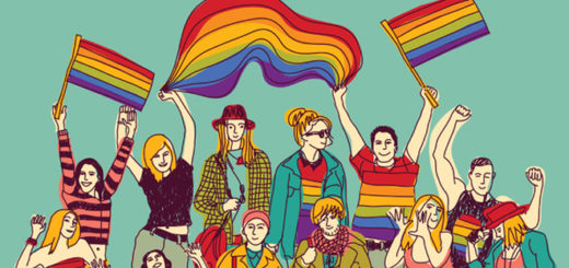 LGBT people By Chief Crow Daria