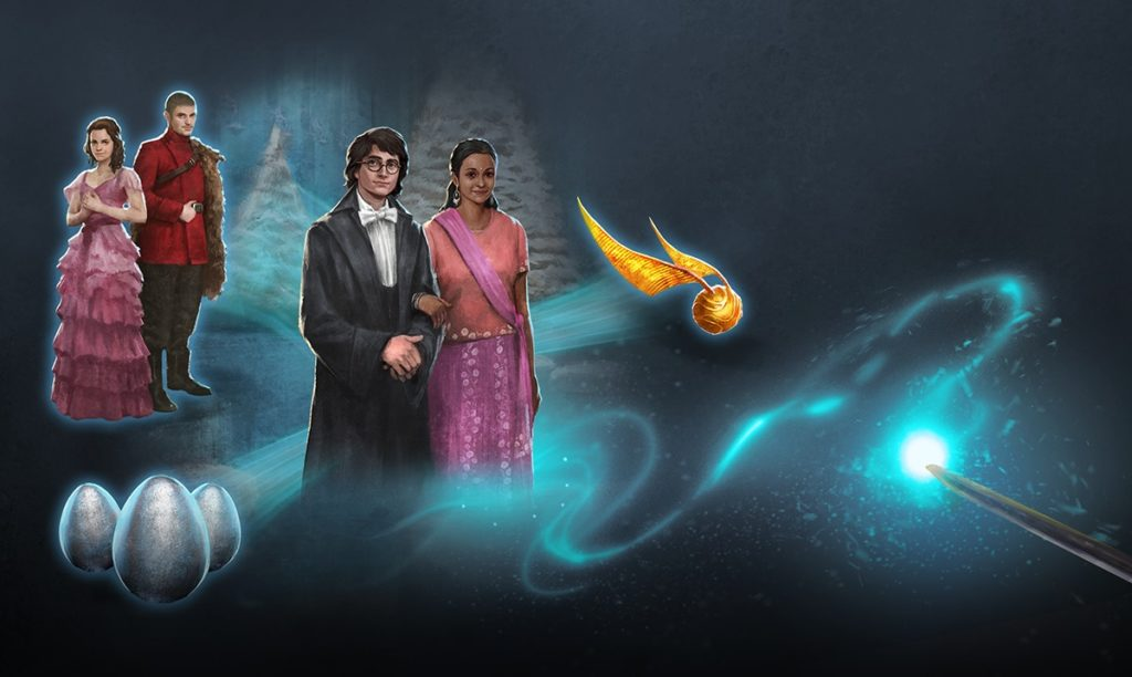 Images from the Yule Ball tease what we can expect in the 12 tasks of Christmas.