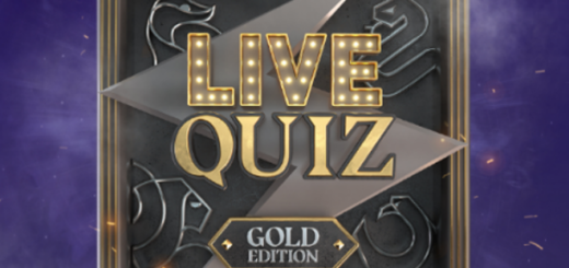 A banner for the Harry Potter Fan Club's Gold Live Quiz is shown as a featured image.