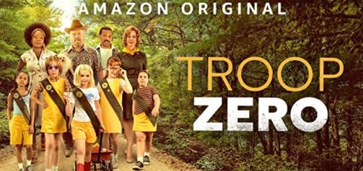 Troop Zero is a perfect Amazon Prime movie for a Hufflepuff