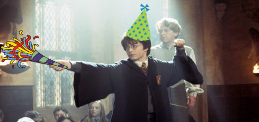 HP birthday meme