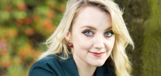 Evanna Lynch is pictured.