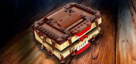 LEGO Monster Book of Monsters
