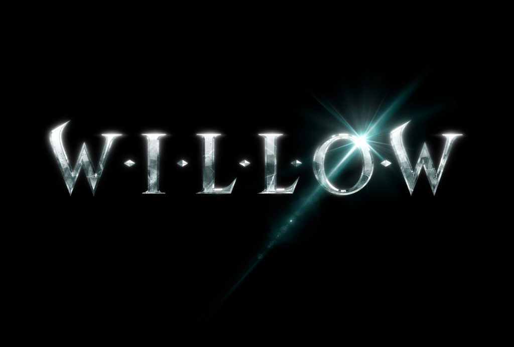Willow's logo is pictured.
