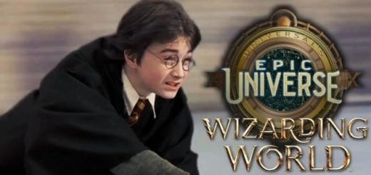 Epic Universe Wizarding World