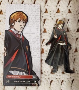 FiGPiN® Ron Weasley (#536)