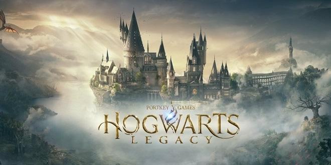 Hogwarts Legacy promotional art showing castle