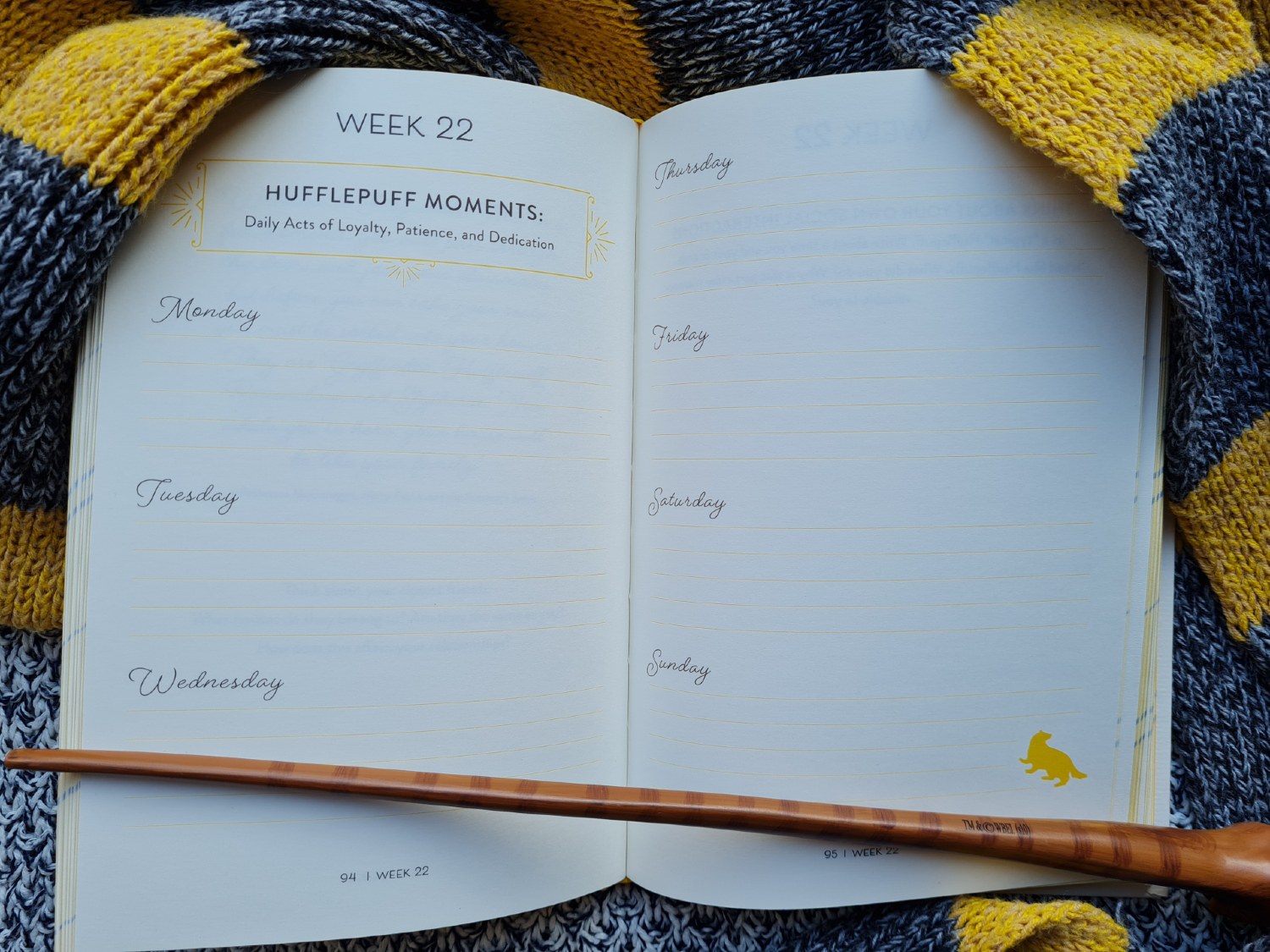 Daily Acts of Loyalty, Patience, and Dedication journal prompt