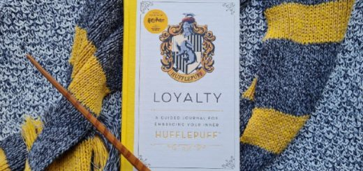 "Cover of ""Loyalty: A Guided Journal for Embracing Your Inner Hufflepuff"" from Insight Editions"