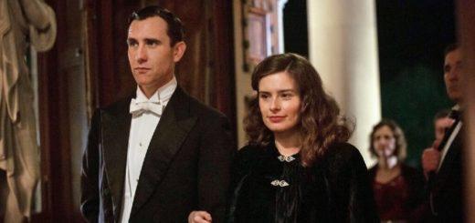 Matthew Lewis and Rachel Shenton