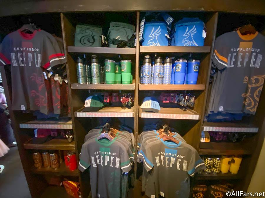 Keeper Merchanise at Universal Studios Orlando
