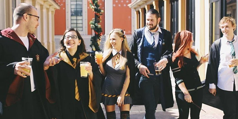 PotterCrawl 2021 is ready to go! Dress in your best robes and have fun in West Palm Beach, Florida.